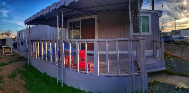 3219 Gulf Street #20, Bakersfield, CA 93308 (#202101439) :: HomeStead Real Estate
