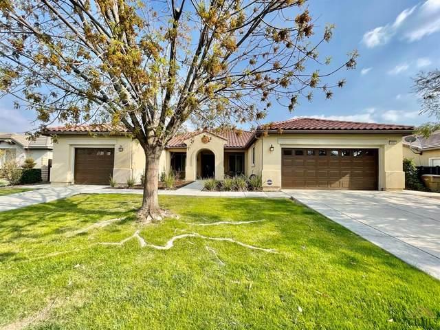 5003 Via Sienna Drive, Bakersfield, CA 93306 (#202101454) :: HomeStead Real Estate
