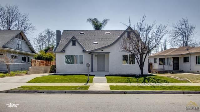 725 Jefferson Street, Bakersfield, CA 93305 (#202101692) :: HomeStead Real Estate