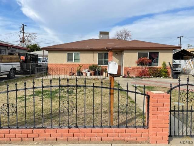 1120 E 9th Street, Bakersfield, CA 93307 (#202101753) :: HomeStead Real Estate
