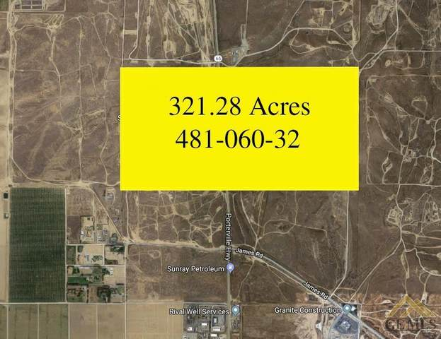0 Porterville Highway, Bakersfield, CA 93308 (#202101780) :: HomeStead Real Estate
