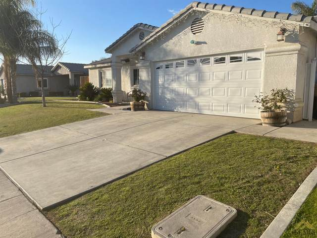 5208 San Lucas Drive, Bakersfield, CA 93307 (#202101836) :: HomeStead Real Estate