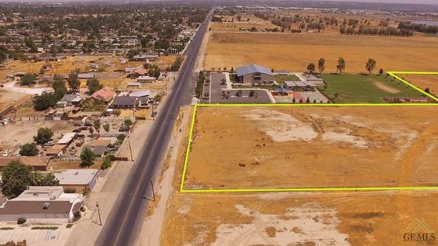 0 Cottonwood @ Planz, Bakersfield, CA 93307 (#202101844) :: HomeStead Real Estate