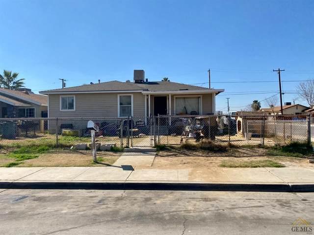 240 Clifton Street, Bakersfield, CA 93307 (#202101867) :: HomeStead Real Estate