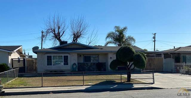 2509 Larcus, Bakersfield, CA 93307 (#202101892) :: HomeStead Real Estate