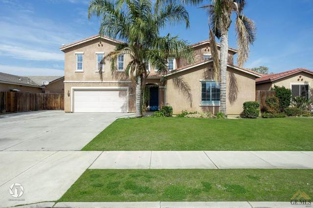 11704 Valley Forge Way, Bakersfield, CA 93312 (#202101905) :: HomeStead Real Estate