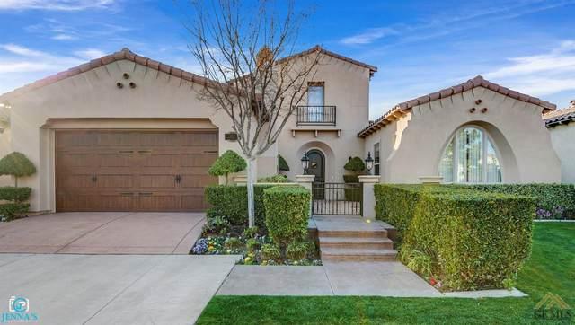 1809 Embarcadero Lane, Bakersfield, CA 93311 (#202101919) :: HomeStead Real Estate