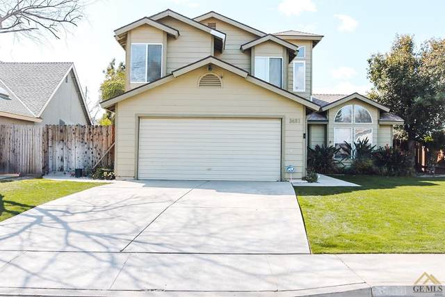 3401 Deming Court, Bakersfield, CA 93309 (#202101997) :: HomeStead Real Estate