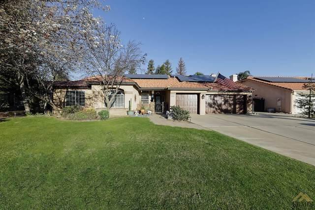 712 Los Mochis, Bakersfield, CA 93314 (#202102028) :: HomeStead Real Estate