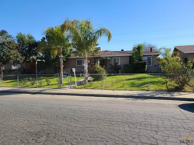 1105 Ivan Avenue, Bakersfield, CA 93304 (#202102035) :: HomeStead Real Estate