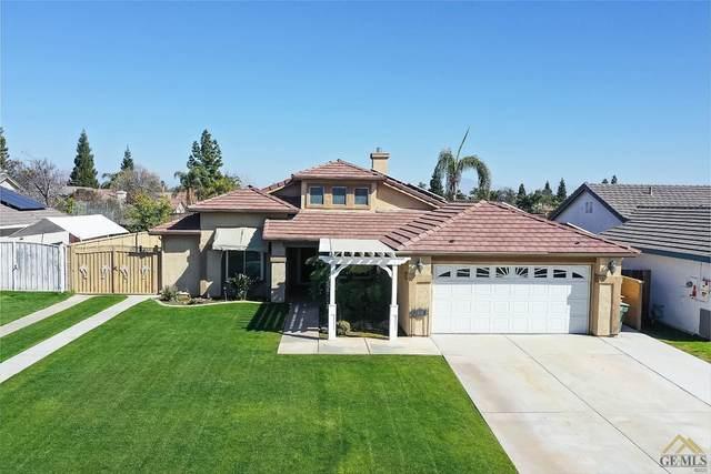 6118 Green Garden Drive, Bakersfield, CA 93313 (#202102062) :: HomeStead Real Estate
