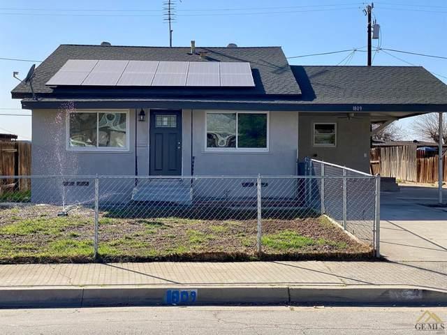 1809 Esther, Bakersfield, CA 93308 (#202102081) :: HomeStead Real Estate