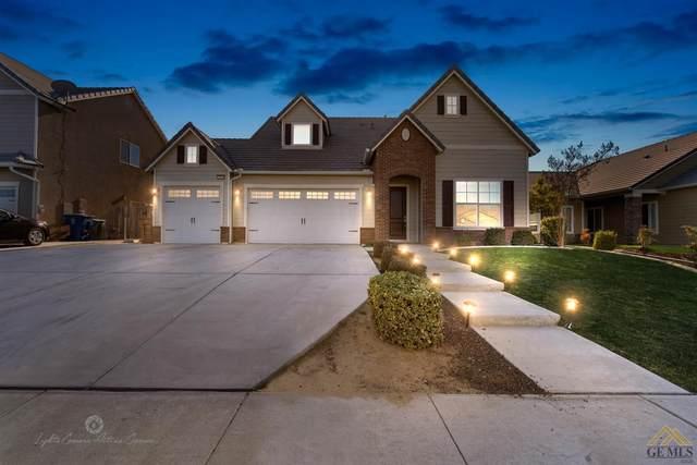 13713 Star Shine Drive, Bakersfield, CA 93314 (#202102095) :: HomeStead Real Estate