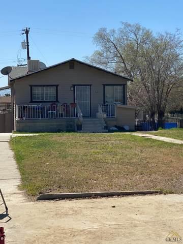 1009 Jefferson Street, Bakersfield, CA 93305 (#202102134) :: HomeStead Real Estate