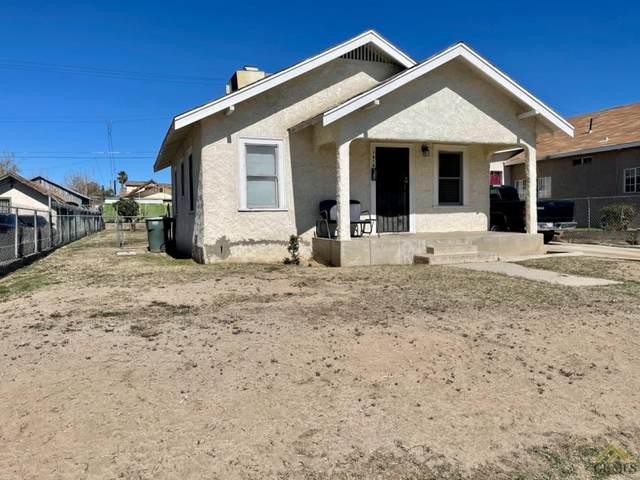 1616 Quincy Street, Bakersfield, CA 93305 (#202102197) :: HomeStead Real Estate