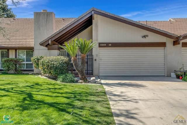 3200 El Encanto Court #10, Bakersfield, CA 93301 (#202102270) :: HomeStead Real Estate