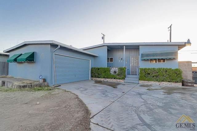2713 Lee Drive, Bakersfield, CA 93304 (#202102350) :: HomeStead Real Estate