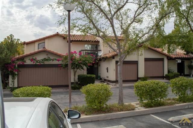 3501 Bernard Street 27B, Bakersfield, CA 93306 (#202102523) :: HomeStead Real Estate