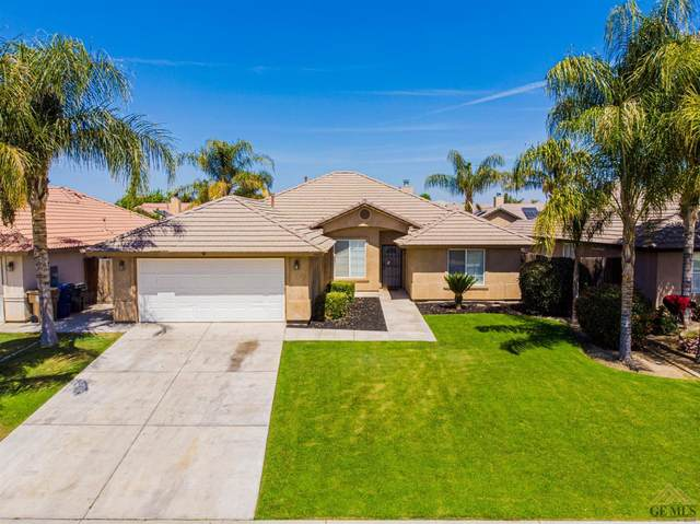 4402 Silver Maple Court, Bakersfield, CA 93313 (#202103683) :: HomeStead Real Estate