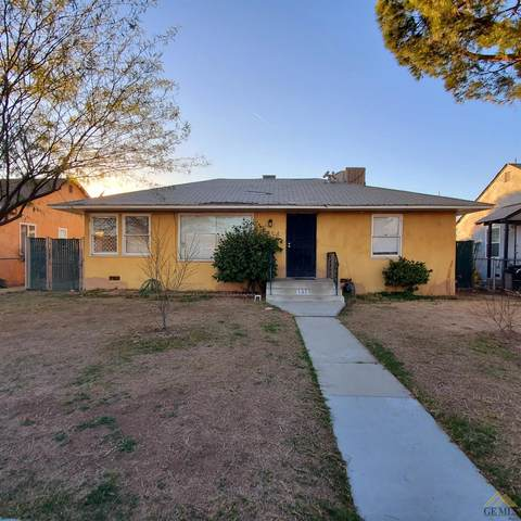 137 U Street, Bakersfield, CA 93304 (#202104033) :: HomeStead Real Estate