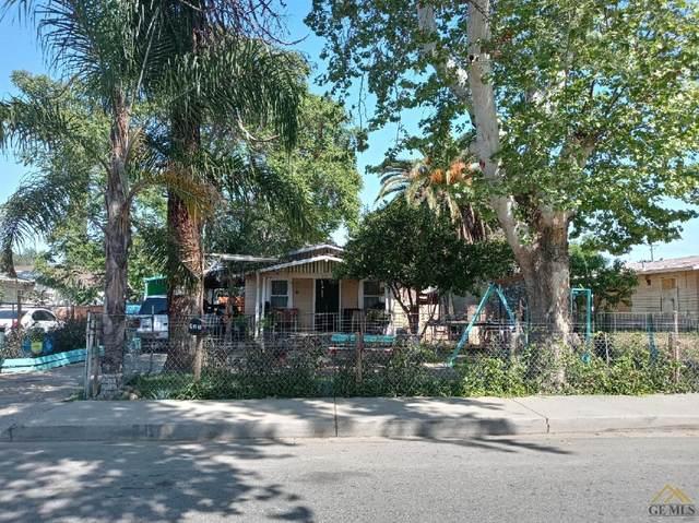 922 Broadway St, Wasco, CA 93280 (#202104133) :: HomeStead Real Estate