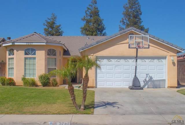3207 Neah Bay Drive, Bakersfield, CA 93312 (#202104234) :: HomeStead Real Estate