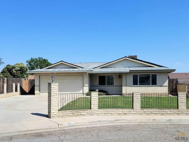 712 Sheldon Drive, Bakersfield, CA 93308 (#202104243) :: HomeStead Real Estate