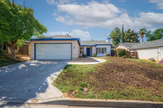 6109 Royal Coach Drive, Bakersfield, CA 93306 (#202104272) :: HomeStead Real Estate