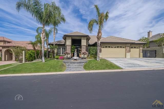 5419 Via Sorrento Street, Bakersfield, CA 93306 (#202104286) :: HomeStead Real Estate
