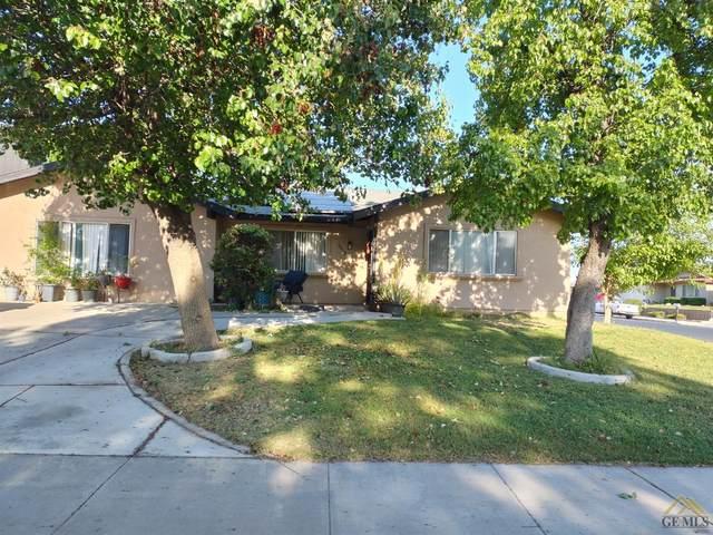 3055 Cedarwood Drive, Bakersfield, CA 93309 (#202104290) :: HomeStead Real Estate