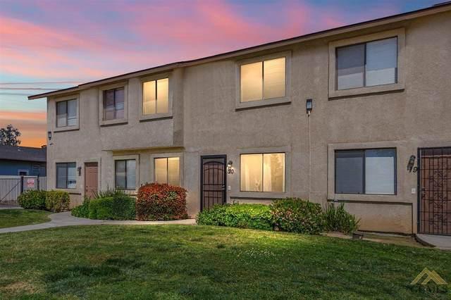510 Real Road #20, Bakersfield, CA 93309 (#202104343) :: HomeStead Real Estate