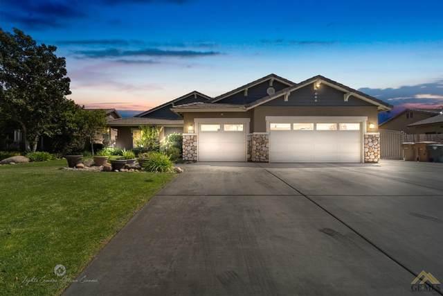 10707 Fisichella Lane, Bakersfield, CA 93314 (#202104371) :: HomeStead Real Estate