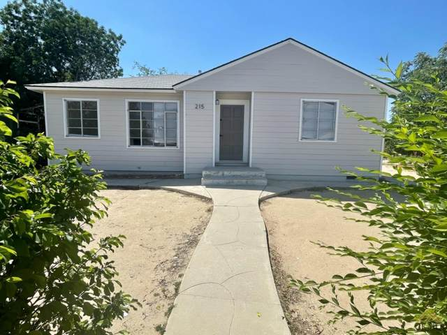 215 Fillmore Street, Taft, CA 93268 (#202104383) :: HomeStead Real Estate