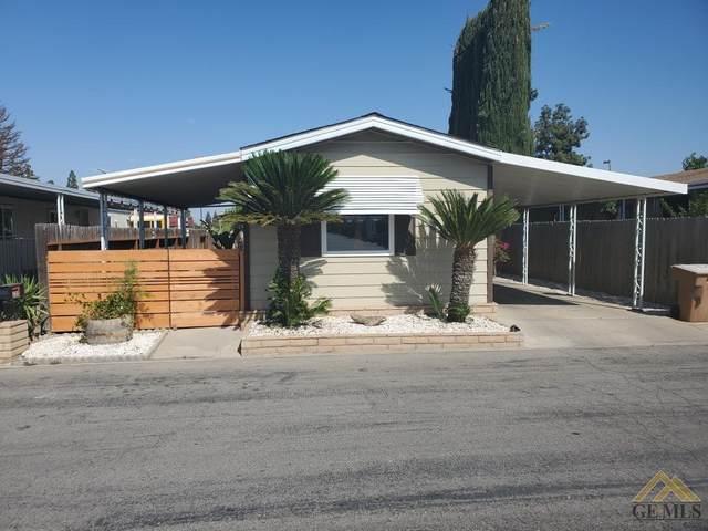 3535 Stine Road #128, Bakersfield, CA 93309 (#202104396) :: HomeStead Real Estate