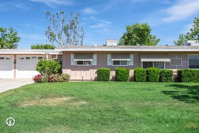 916 River Oaks Drive, Bakersfield, CA 93309 (#202104887) :: HomeStead Real Estate