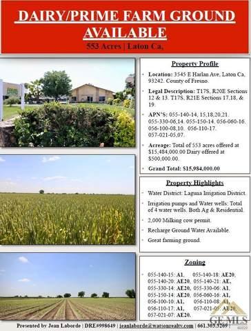 3545 E Harlan Avenue, Fresno, CA 93242 (#202105074) :: HomeStead Real Estate