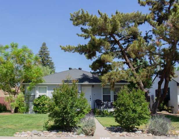 2831 Pine Street, Bakersfield, CA 93301 (#202105100) :: HomeStead Real Estate