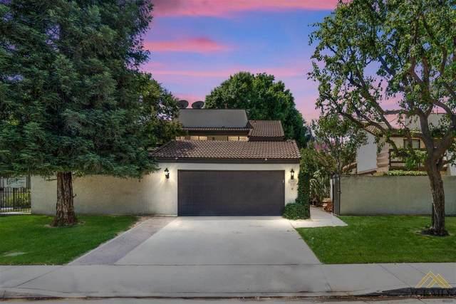 2600 Barrington Street #7, Bakersfield, CA 93309 (#202105109) :: HomeStead Real Estate