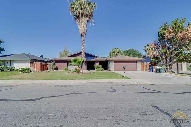 505 Bob White, Bakersfield, CA 93309 (#202105122) :: HomeStead Real Estate