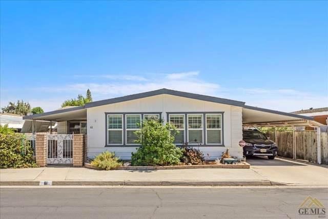 0 400 E Roberts Ln #61, Bakersfield, CA 93308 (#202106816) :: MV & Associates Real Estate