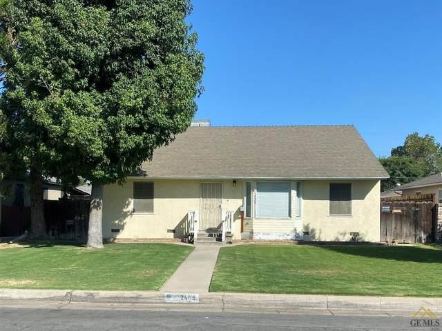 2609 Alder, Bakersfield, CA 93301 (#202107847) :: MV & Associates Real Estate