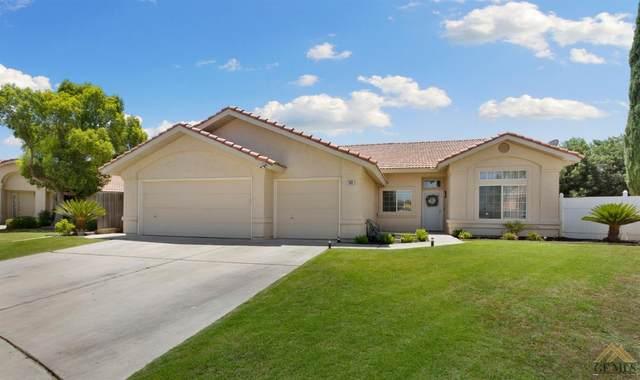 809 Hidalgo Drive, Bakersfield, CA 93314 (#202108002) :: MV & Associates Real Estate