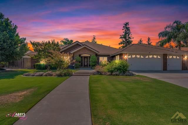 8917 Oak Brook Court, Bakersfield, CA 93312 (#202110229) :: CENTURY 21 Jordan-Link & Co.