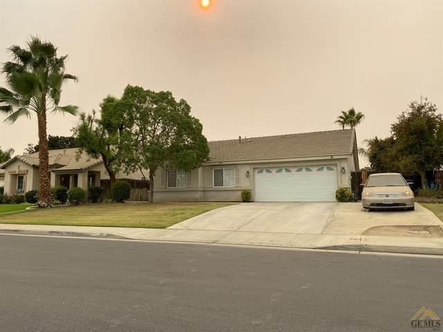 4319 Fairmount Park Drive, Bakersfield, CA 93312 (#202110257) :: MV & Associates Real Estate