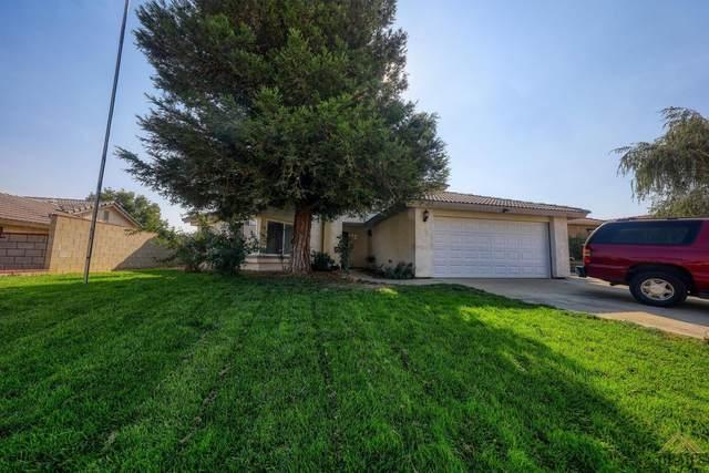 1186 Redwood Court, Tehachapi, CA 93561 (#202110338) :: MV & Associates Real Estate