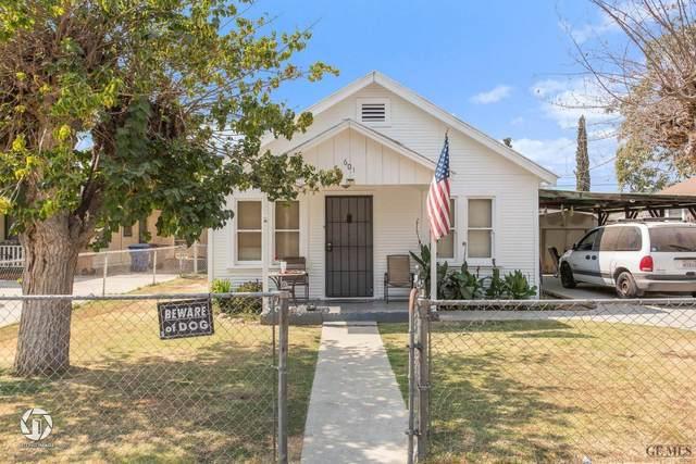 601 Date Street, Bakersfield, CA 93308 (#202110451) :: MV & Associates Real Estate