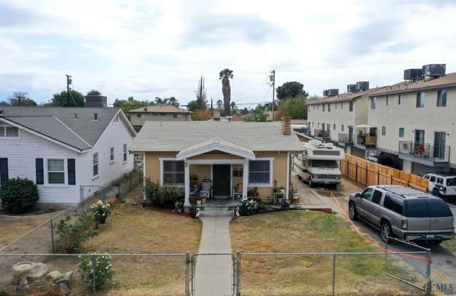 931 33rd Street, Bakersfield, CA 93301 (#202110606) :: MV & Associates Real Estate