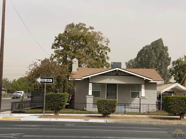 500 Niles Street, Bakersfield, CA 93305 (#202110655) :: MV & Associates Real Estate
