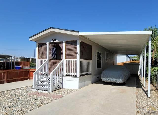 6601 Eucalyptus Drive #10, Bakersfield, CA 93306 (#202110946) :: MV & Associates Real Estate