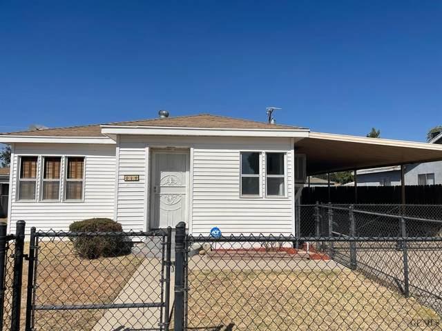 814 Wilson Avenue, Bakersfield, CA 93308 (#202111193) :: MV & Associates Real Estate